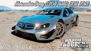 GTA 5 Mercedes-Benz C204 AMG DTM 2013