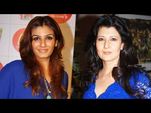 Raveena Tandon Replaces Sangeeta Bijlani In Onir's 'shab' video