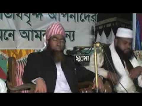 Maulana Jubaer Ahmed Ansari Bangla Waz 2014 video