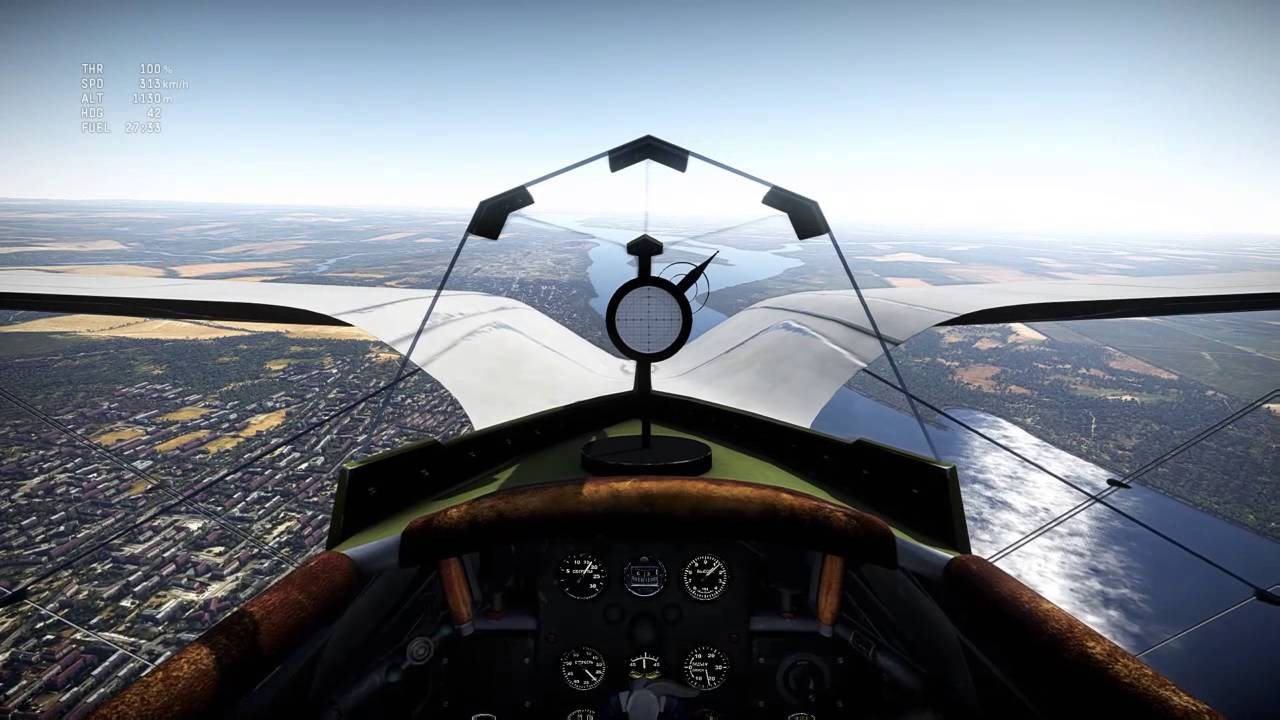 how to avoid head on war thunder