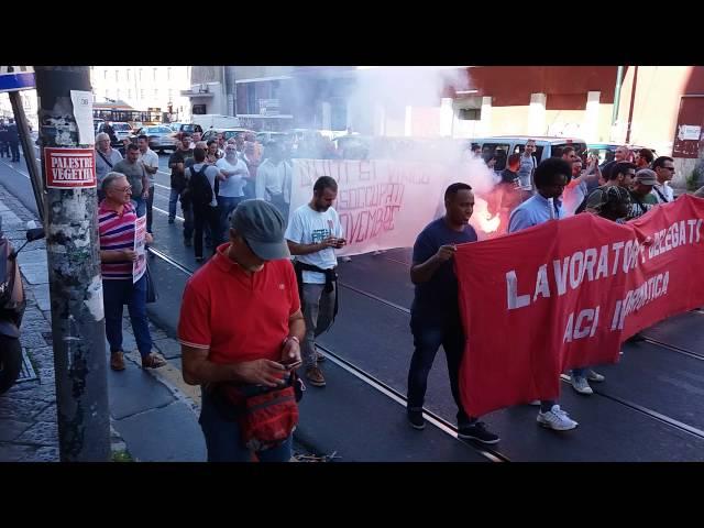 20/09/2016 Corteo a Napoli