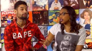 PNB Rock On Robbery, Prison, The Philly Curse, & Being Named After Rakim