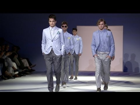 Giorgio Armani Men s Collection Spring/Summer 2011