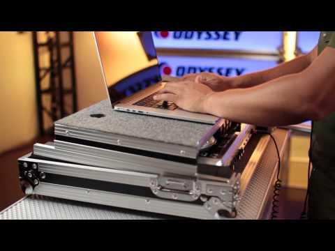 Numark N4 DJ Controller Cases by Odyssey