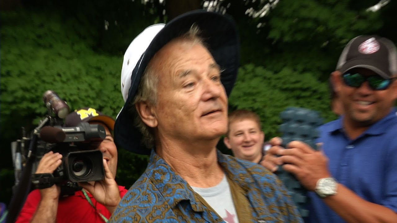 [Bill Murray Calls St. Louis Cardinals Fans Satan's Messengers On Earth] Video
