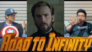 Road to Infinity Part 5 of 18: Captain America movie review