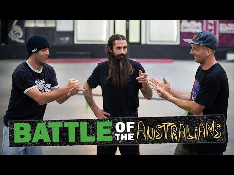Battle Of The Australians: Dane Burman Vs. Gabriel Summers | Full Park Game Of S.K.A.T.E.