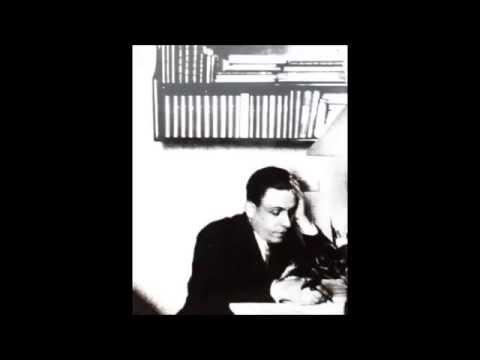 Francis Poulenc Hommage à Édith Piaf