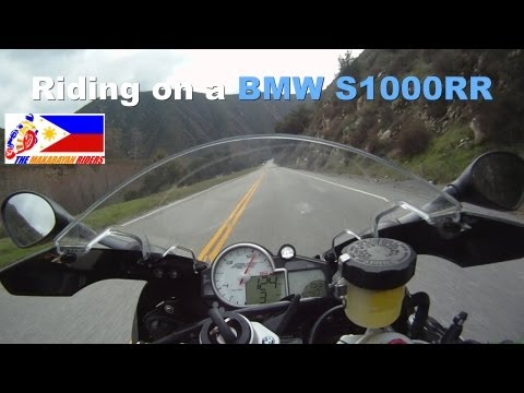 BMW S1000RR Review - Test Ride. Review and Verdict - GoPro HERO 3