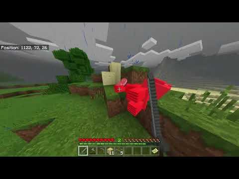 MINECRAFT WIN 10 | Survival Let's Play w/ Yolo #2