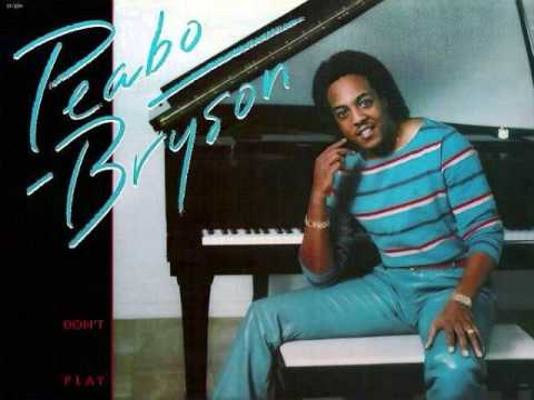 WE DON'T HAVE TO TALK ABOUT LOVE - Peabo Bryson