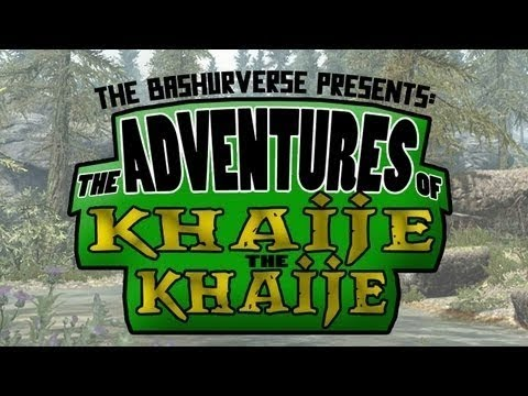 Adventures of Khaije the Khaije: (Prologue) - by Bashur