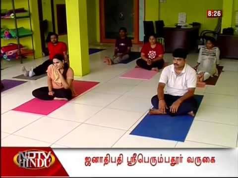workout victim (tamil) Yoga seg-3