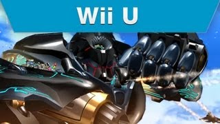Wii U - Project P-100 E3 Trailer