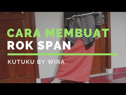 Cara Membuat Rok Span yang mudah thumbnail