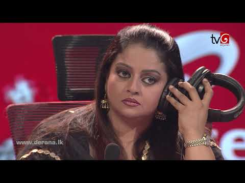 Dream Star Season 07 | Final 24 ( 02nd Group ) Hansani Wimalsiri ( 19 - 08 - 2017 )