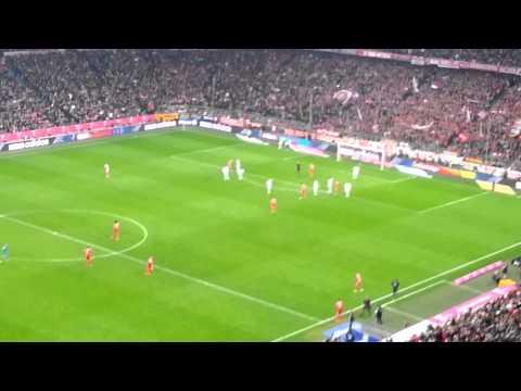 Bayern München 5:1 Schalke 04 - 01.03.2014 -Elfer