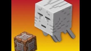 Minecraft One Command Block Creation | Ghast Lord