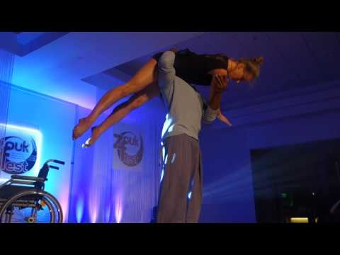 ZoukFest 2017 Artistic performance by Marije and Pasty ~ video by Zouk Soul