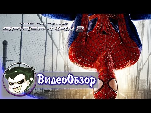 The Amazing Spider Man 2 - Обзор игры