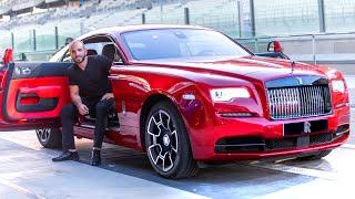هذه هي افخم سيارة في العالم Rolls Royce Black Badge