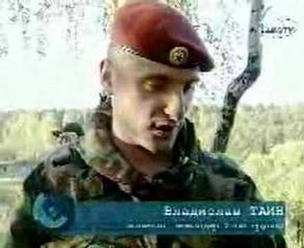 """Spetsnaz """"Vitjaz"""" training"""