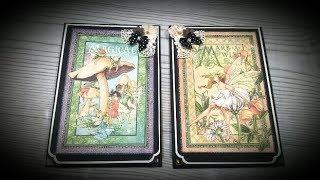 #7  Fairy Dust gatefold mini album in a box graphic 45