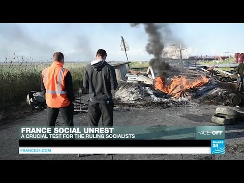 Social unrest in France: A crucial test for the ruling Socialists