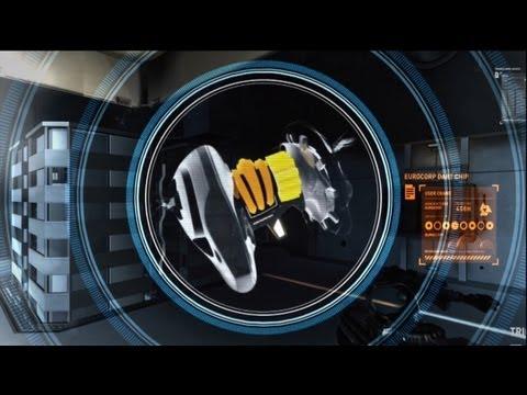 Syndicate: Por onde sai o chip? (gameplay exclusiva)?