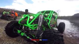 BMR 2016 Viagra buggy beat down and jeep roll over Hillrod rc films