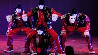 Jabbawockeez | FRONTROW | World of Dance
