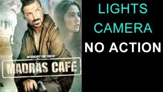 Madras Cafe actor John Abraham talks about action of the movie