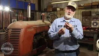This Tractor Sat For Years - Here's How To Get It Started-  In The Shop with Classic Tractor Fever