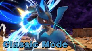Lucario Classic Mode - Super Smash Bros. Ultimate
