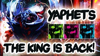 YaphetS Shadowfiend King is back to his Signature Hero - EPIC Gameplay Dota 2