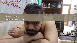 Hijama Session's(Wet Cupping) | (hijama body points) | (benefits of Hijama))