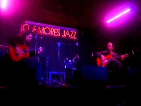 Atrévete - Alex Flórez y Jerónimo Maya (Clamores Jazz-Madrid)