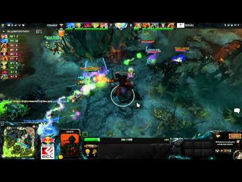 Orange vs Rising Stars - RedBull ECL, Semifinal, game 1