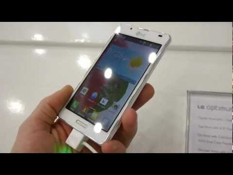 LG Optimus L7 II hands-on