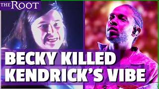 Kendrick Lamar Shuts Down White Fan for Saying the N-Word
