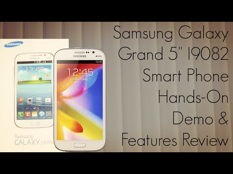 Samsung Galaxy Grand 5