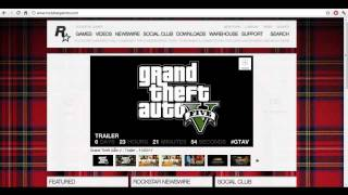 Grand Theft Auto 5 (GTA V) Official Announcement - OCTOBER 2011