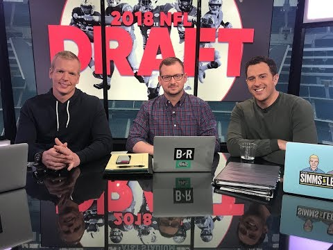 Facebook Live 2018 NFL Draft Round 1 Live Grades and Reaction