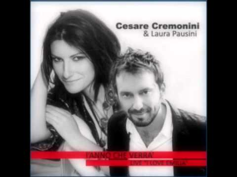 Laura Pausini & Cesare Cremonini - L'Anno Che Verrà