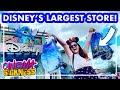 SHOPPING DISNEY'S LARGEST GIFT SHOP WORLD OF DISNEY | Disney Springs: Lake Buena Vista, FL