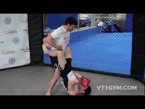 MMA Sydney - How to Generate Power in Ground and Pound Image 1
