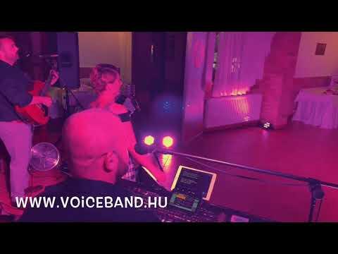 Voice Band Zenekar - Lakodalmas mix1.
