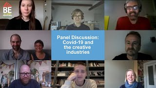 Panel discussion: Covid-19 and the arts industries - #BEatHomeFestival 2020