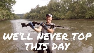 WE'LL NEVER TOP THIS DAY - Metal Detecting Civil War GUN & SILVER SPILL