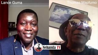 Thomas Mapfumo responds to Mugabe death (Full Interview)